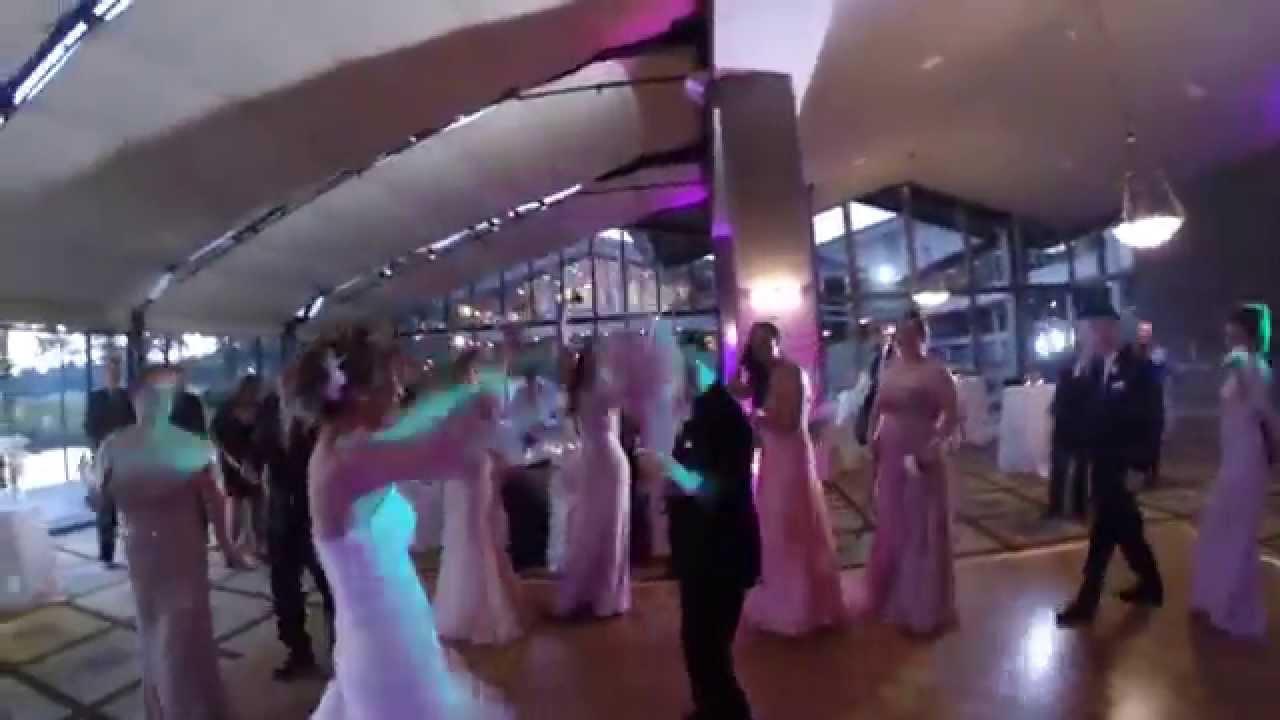 Pitbull Fireball Wedding Reception Entrance Dance Judith And Ronnie
