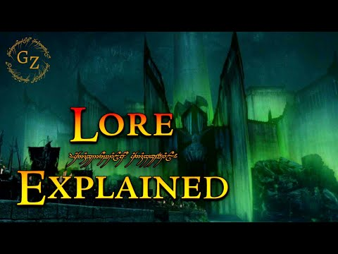 Minas Morgul - Lord of the Rings Lore
