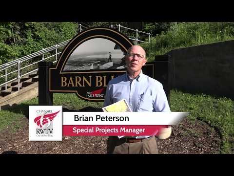 Barn Bluff Master Plan