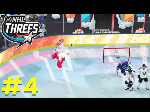 NHL Threes Circuit #4 ~ Clash with the Canucks