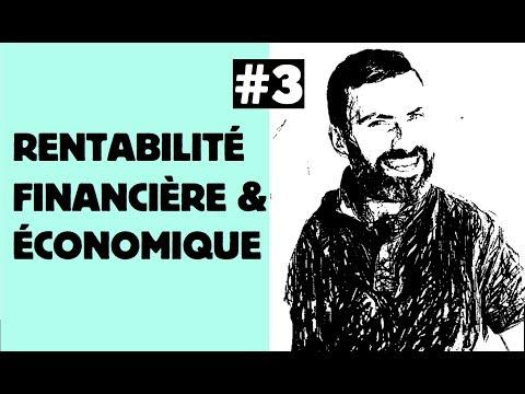 Rentabilité économique et rentabilité financière - Finance d'entreprise 3/4