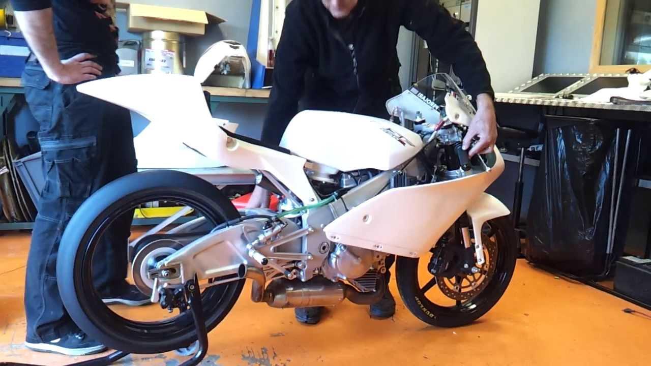Honda Nsf250 Moto 3 Youtube