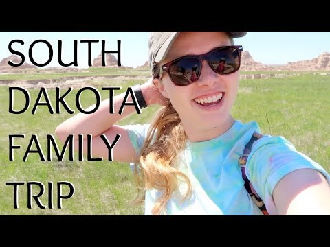 South Dakota Family Trip | Badlands, Mt Rushmore, Crazy Horse, Custer State Park