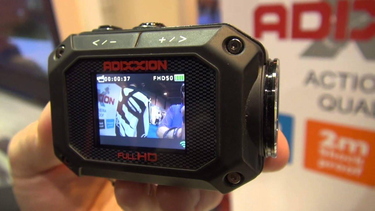 Jvc adixxion gcx a2 action camera at gadget show live pro for Live camera website