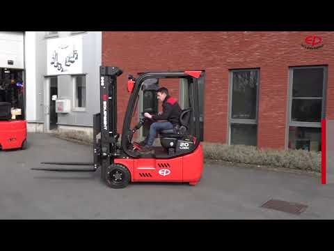 CPD 20L2 - Lithium Ion Forklift Truck