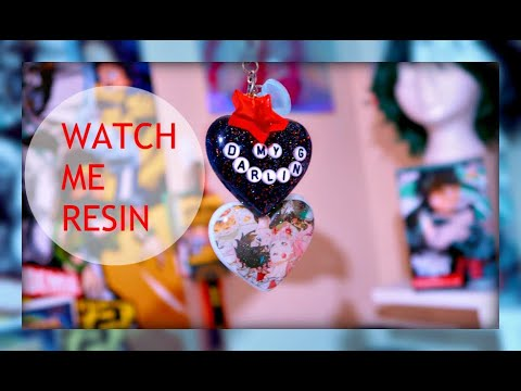 WATCH ME RESIN : Darling in the Franxx charm