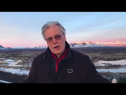 ICELAND: Ogmundur Jonasson Talks about NATO & IMF