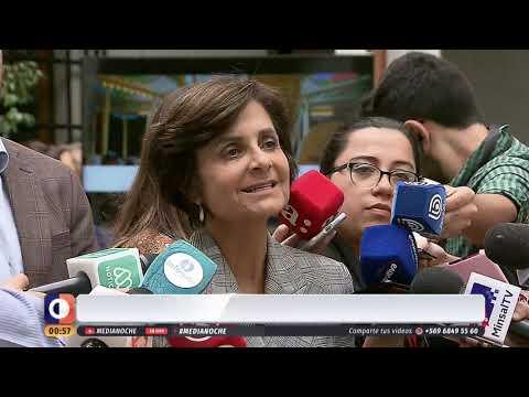 Medianoche - Lunes 16 de marzo  | 24 Horas TVN Chile
