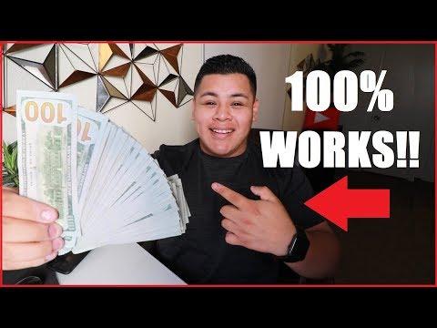 Make Money Online By Doing EASY Online Tasks $100 - $500 Per Day! EASY HACK!!!