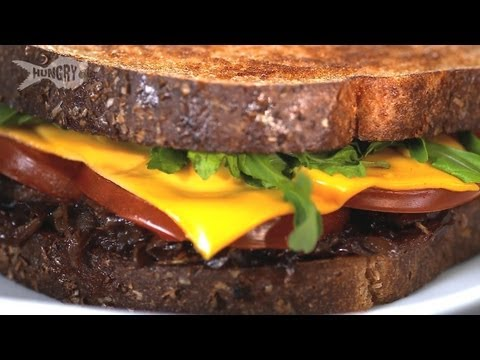 Vegan Recipe: Grilled Cheese and Tomato Soup