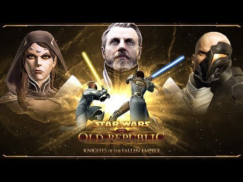 STAR WARS: The Old Republic – The Movie – Episode III: Knights of the Fallen Empire 【Jedi Knight】