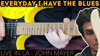 Baixar Everyday I Have The Blues LIVE IN LA Solo - John Mayer | Darryl Syms Cover