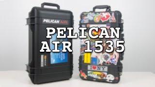 GEAR : Pelican Air 1535 Unboxing!