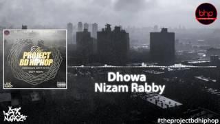 Dhowa - Nizam Rabby Ft. Sadat Wahab [BHP]