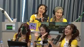 [ENG SUB] 180910 LOONA on SBS Love FM OldSchool