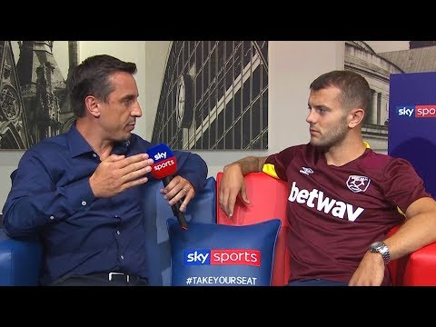 jack wilshere speaks about being left out england amp 39 s world cup squad neville meets wilshere