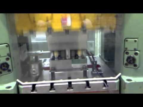 1000 hub pro Minute, Stanztechnik Boenig Präzisionswerkzeugbau Gmbh