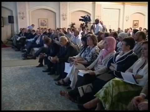 Libyan National Health Systems Conference, Rixos, Tripoli 2012 Day 1 Tape 2