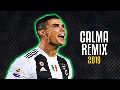 Cristiano Ronaldo ● Calma Remix - Pedro Capó ft. Farruko ᴴᴰ