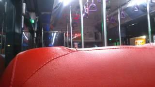 HD 欣欣客運 綠2路公車 福和國中-文化路 報站系統