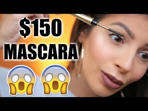 $150 STAINLESS STEEL WAND & MASCARA! DOES IT WORK?