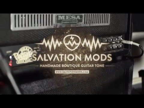 Modern Day Babylon - Salvation Mods/HESU 2x12 Demon speakers demo