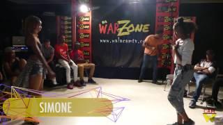 Taty vs. Simone - DJ BANDO - Exchange - Wala Cam TV