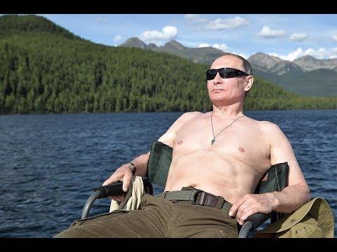 Каникулы Путина в Тыве, Южная Сибирь