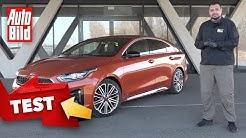 Kia ProCeed GT (2020): Test - Fahrbericht - Kompakt - Infos