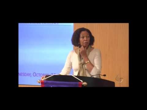 Dr. Vanessa Siddle - Walker 2011 Benjamin E. Mays Lecture Part 1