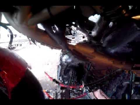 replacing ducati voltage regulator. - youtube