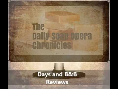 DSOC Days of our Lives and B&B reviews 8 31 16
