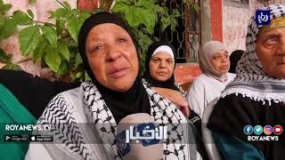 الفلسطينيون يشيعون الشهيد السراديح في أريحا - (29-3-2018)