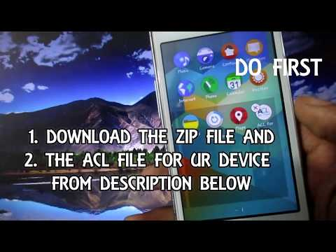 Install Playstore on Samsung Z1, Z2, Z3 -- Tizen OS