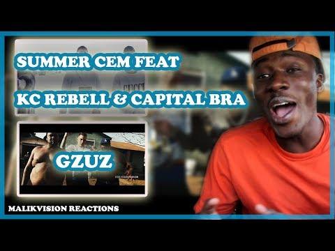 GZUZ WARUM REACTION , SUMMER CEM CHINCHILLA REACTION | GERMAN RAP REACTION