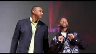 Doug Williams & Pastor Tim Rogers