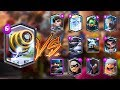 SPARKY VS ALL CARDS IN CLASH ROYALE | SPARKY 1 ON 1 GAMEPLAY