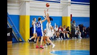 Баскетбол Ставропольчанка-СКФУ - МБА-2 Москва (вторая игра)