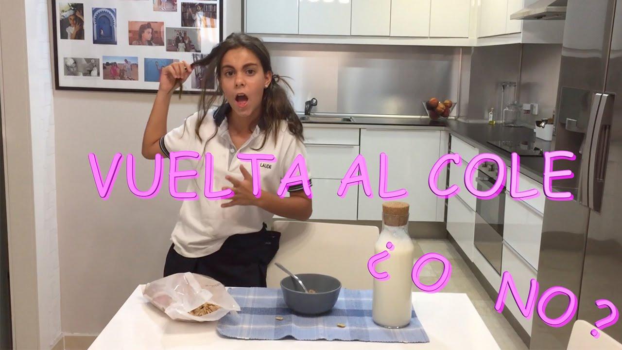 Vuelta Al Cole O No La Diversion De Martina Youtube