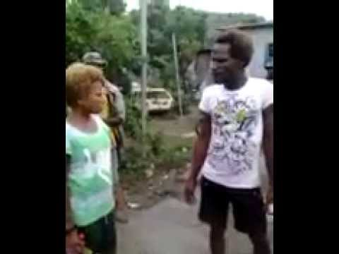 PNG Gay boy confronts his haters [hilarious]