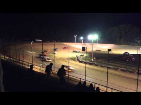 Spoon River Speedway - Hornet Feature