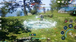 Traha By Nexon Gameplay Android Open World Mmorpg Part 3