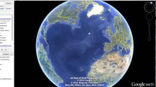 Урок 1. Установка Google Планета Земля.