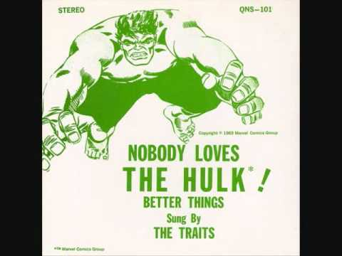 Superheroes: the Hulk