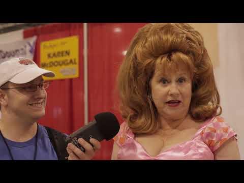 Motor City Comic Con 2013 - Lynne Stewart