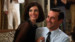 Inside Episode 501 & 502 Mad Men: A Little Kiss