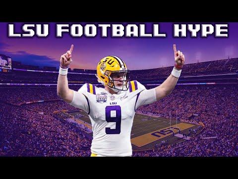 Lsu Football Hype 2020-21|| Legendary