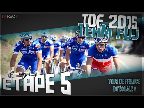 Tour de France 2015 | Etape 5 | Arras - Amiens