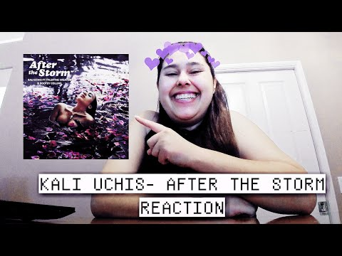 Kali Uchis- After the storm ft. Bootsy Collins and Tyler the Creator || FIRST REACTION/ REVIEW