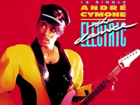ANDRE CYMONE - The Dance Electric / 12